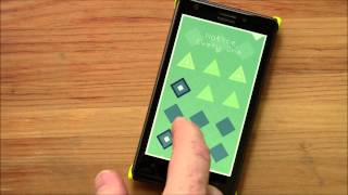 Windows Phone Central Gąme Review: Lyne