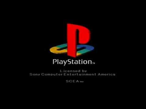 Заставка Sony в Playstation 1