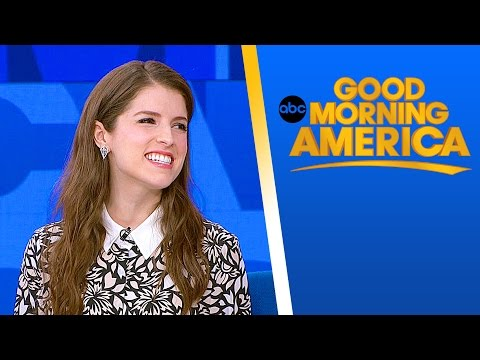 Anna Kendrick on Good Morning America | THE ACCOUNTANT Interview