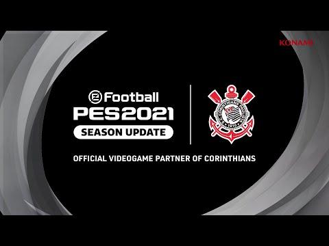 eFootball PES2021 Corinthians announcement trailer