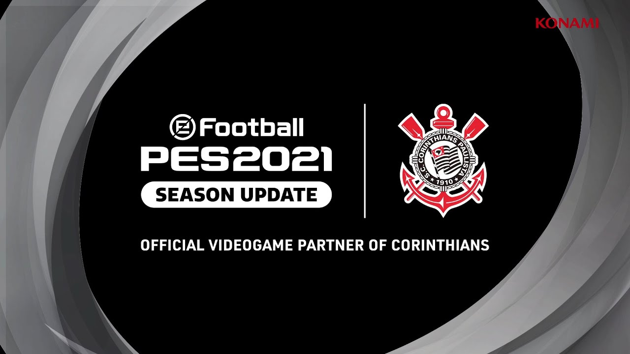eFootball PES2021 Corinthians announcement trailer