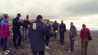 Спуск с белой скалы. Белогорск 2015. Экстрим-Крым.(Небольшое видео про поход на белую скалу в Белогорске., 2015-02-01T23:54:49.000Z)