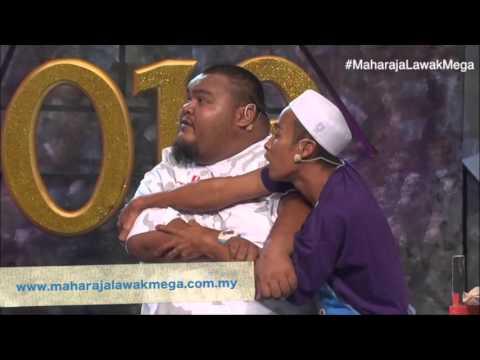 Maharaja Lawak Mega 2016 - Separuh Akhir (Sorotan)