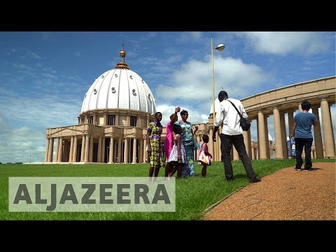 Ivory Coast Basilica fails to attract visitors
