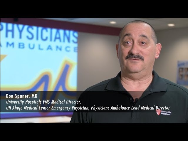 Dr. Don Spaner Discusses his Medical Past and Training at Physicians Ambulance