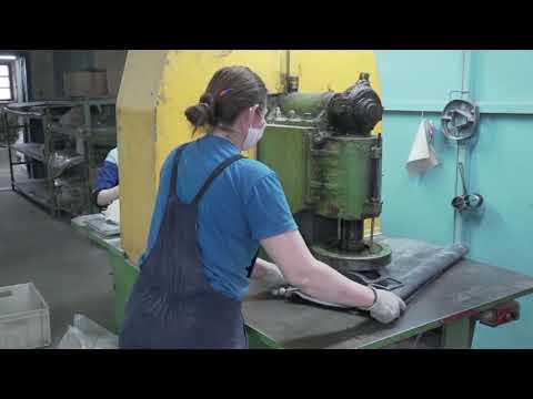 Предприятие по производству резинотехнических изделий приглашает новых сотрудников