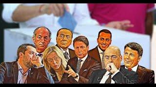L'Italia al voto: cosa si giocano gli 8 leader (20 set 2020)