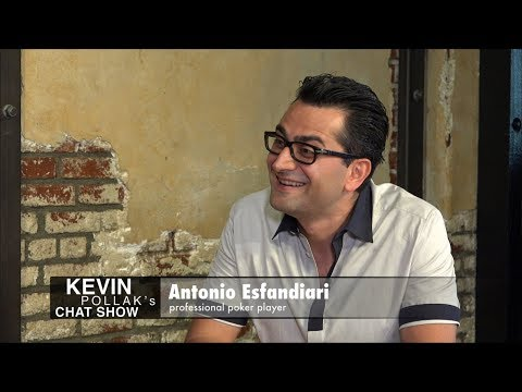 KPCS: Antonio Esfandiari #318