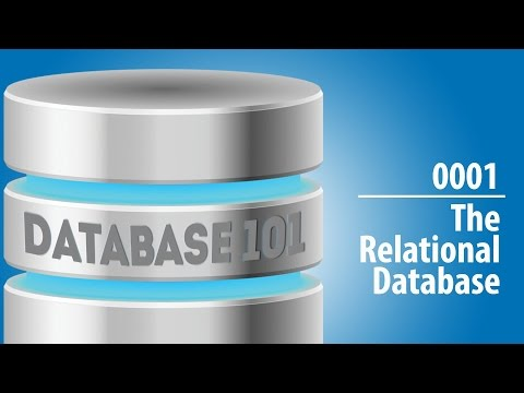 The Relational Database - An Introduction