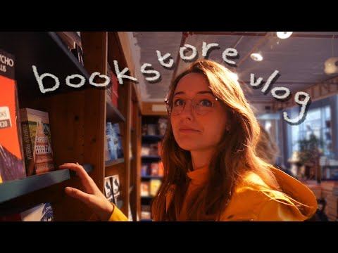 Come Bookshopping With Me In 5 Small Bookstores