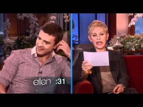 Justin Timberlake Knows His Movies