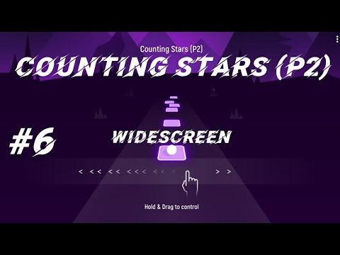 "Tiles Hop – Counting Stars (P2) OneRepublic ""Widescreen"" BeastSentry"