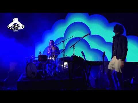 Metronomy- Radio Ladio (Live) @ Music Wins Festival