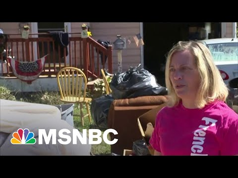 New Jersey Resident Recounts Tragic Flooding
