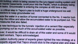 Video FUKUSHIMA: TEPCO FAILS AGAIN, ON TOXIC WATER FLOW download MP3, 3GP, MP4, WEBM, AVI, FLV Juli 2018