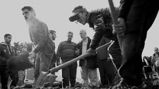 Dying for Europe / Nikos Pilos 2017 / Greece
