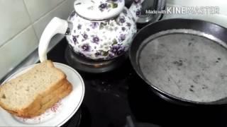 Как поджарить хлеб для бутербродов без тостера