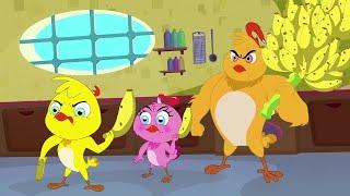 Eena Meena Deeka | The Huge Mess | Funny Cartoon Compilation | Cartoons for Children