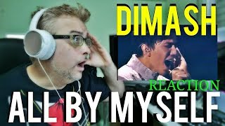 Download ALL BY MYSELF - DIMASH KUDAIBERGEN - REACTION MUSIC Mp3 and Videos