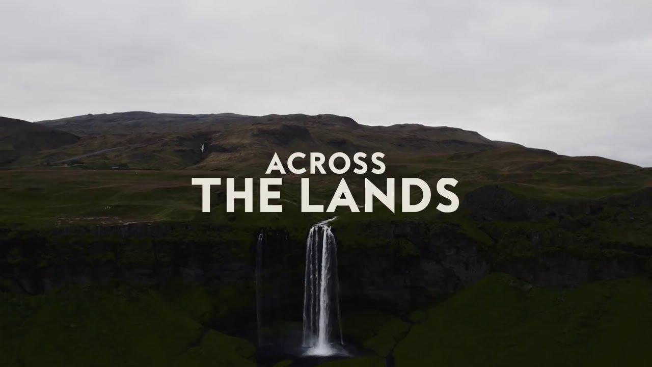 Across the Lands lyric video