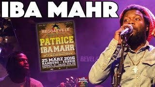 Iba Mahr & Harar Band - Diamond Sox in Hamburg @ Reggaeville Easter Special 2016 [March 25th]