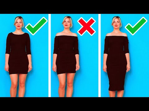 44 FASHION HACKS AND TIPS TO LOOK COOL EVEN IF YOU ARE NOT