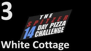 "The Spitzer 14 Day Pizza Challenge S1 E3 ""White Cottage""   PJ Spitzer"