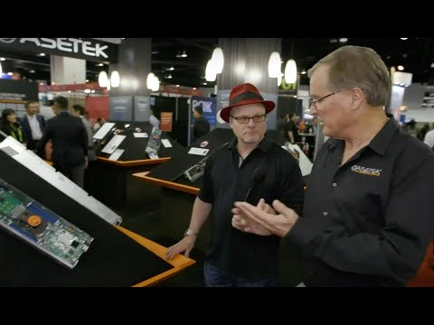 Asetek Rides the Wave of Liquid Cooling for HPC at SC17