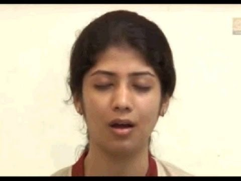 Yoga In Your Office - Pranava Pranayama to Tackle Stress.