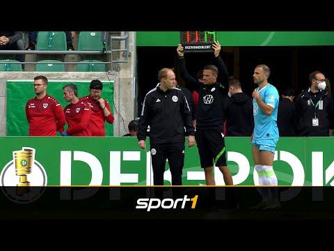 Münster Wolfsburg Goals And Highlights