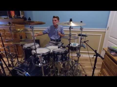 Blink 182 6/8 Drum Cover
