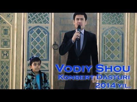 Vodiy shou - Konsert dasturi 2014   Водий шоу - Консерт дастури 2014