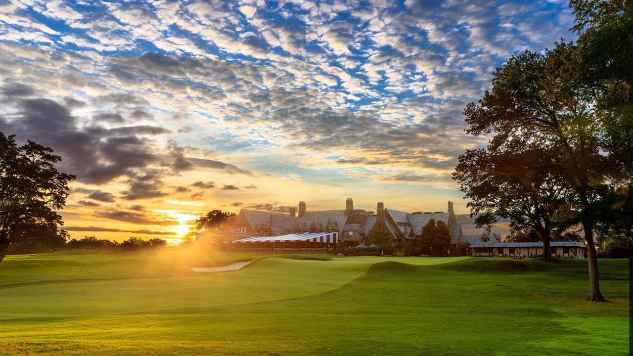 2020 U.S. Open: Winged Foot Flyover - Hole No. 18