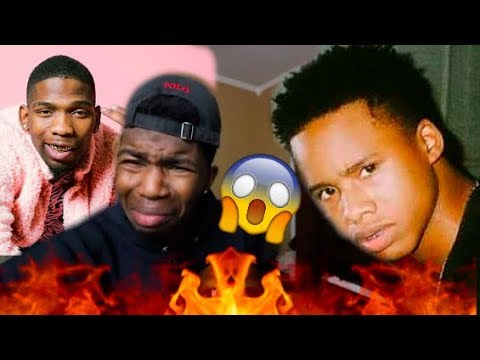 Tay K & Blocboy JB - Hard | REACTION