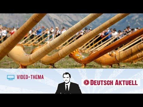 Ein Festival Für Das Alphorn   Deutsch Lernen Mit Videos