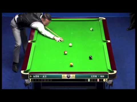 Chinese 8 Ball Masters 2013 - Final (Potts vs Melling): Part 3