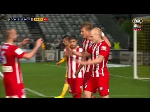 HIGHLIGHTS: new signing Aaron Mooy in action!