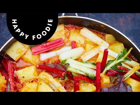 Rainbow Chard Sag Aloo Curry   Fresh India by Meera Sodha