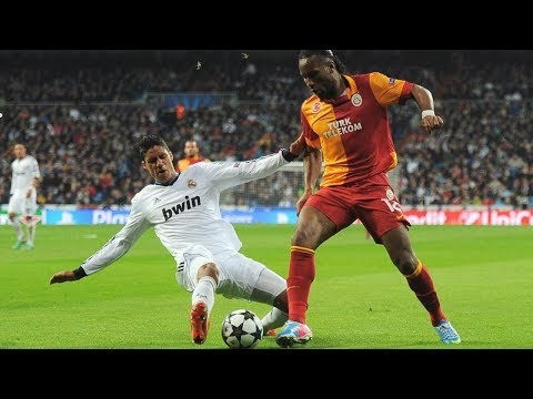 Raphaël Varane Craziest Tackles Ever | Top Class |