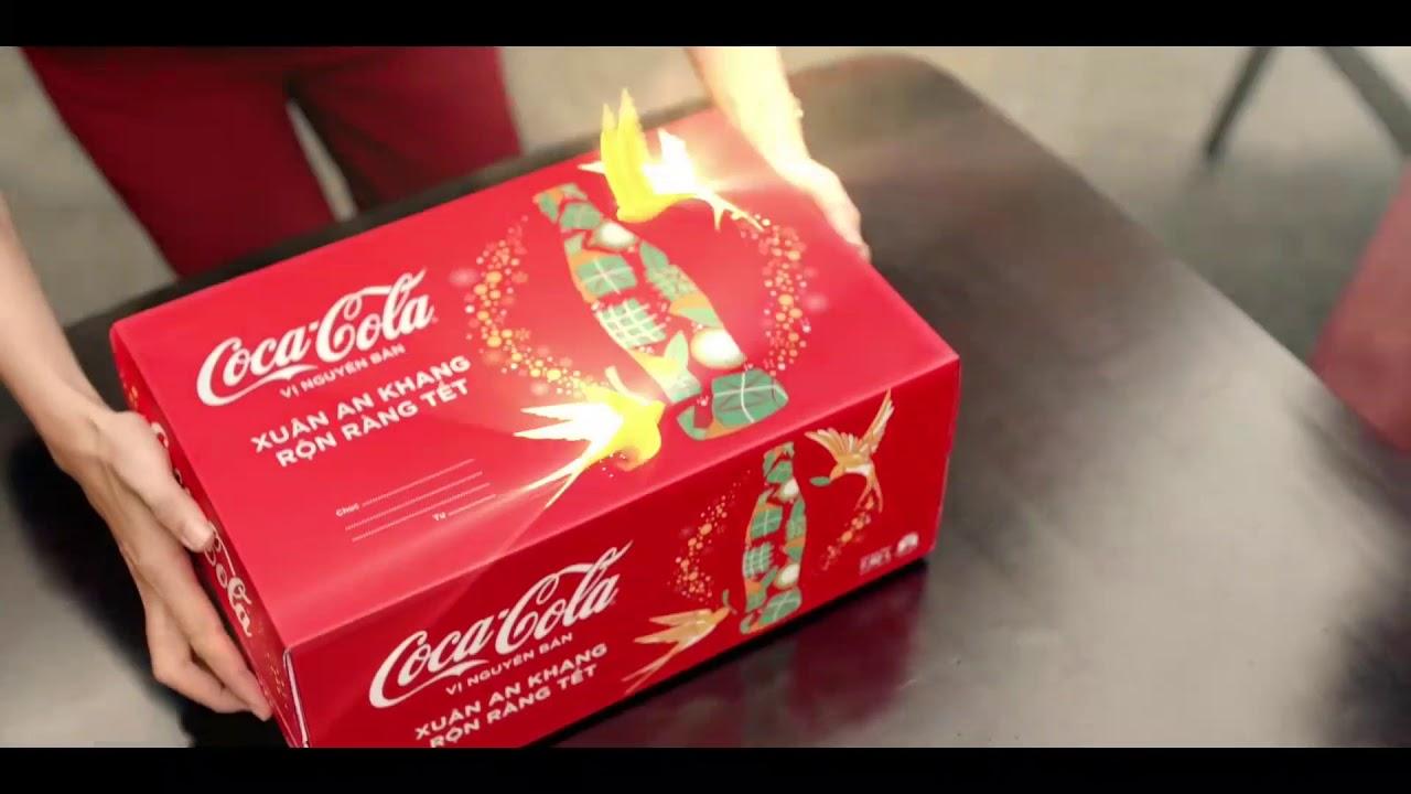 TVC Quảng Cáo Coca-Cola Tết 2020 – Kết Nối Nhà Nhà, Tết Thêm Rộn Rã