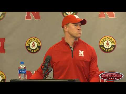 Scott Frost First Spring Practice Press Conference