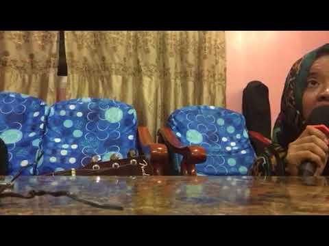 Rapuh-Nastia cover by HanimAzan