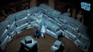 Path of Exile: Ice Bricks Hideout Decoration
