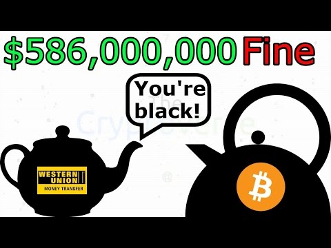 Western Union Admits To Money Laundering And Is Fined $586m (The Cryptoverse #192)
