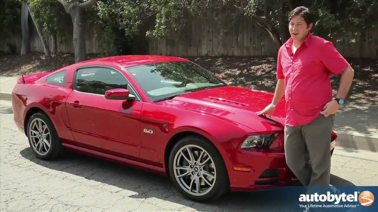 2013 ford mustang 5 0 gt test drive sports car video review youtube. Black Bedroom Furniture Sets. Home Design Ideas