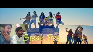Rinosh George  Break Free  For All Mallu Brothers and Sisters  Reaction amp; Review  BY leJB