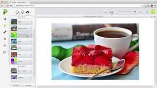 Picadilo, logiciel gratuit de retouche photo en ligne