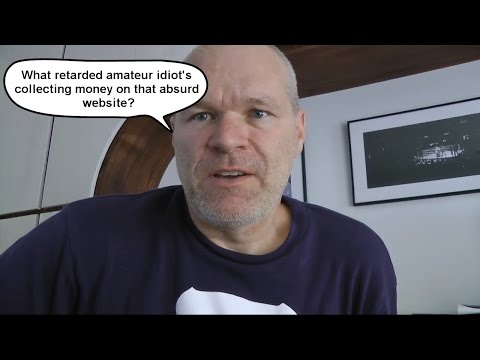 Uwe Boll vs Kickstarter  A Dose of Buckley
