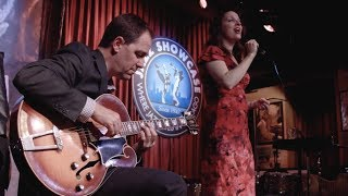 Petra van Nuis and Andy Brown - Voice/Guitar Duo - Live at the Jazz Showcase