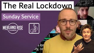 The Real Lockdown - Dave Mance from CSW - 22nd November 2020 - MRC Live in BSL
